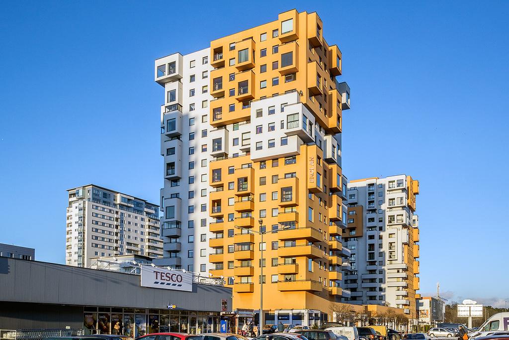 Apartamenty na Przymorzu